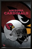 Arizona Cardinals- Helmet 2015 Poster