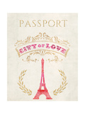 Romance Collection Passport Art by Miyo Amori