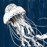 Underwater Creatures I Posters by  A Fresh Bunch