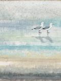 Sea Glass Shore 2 Kunstdrucke von Norman Wyatt Jr.
