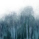 Tonal Blue Woods II Poster von Roberto Gonzalez
