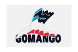 Go Man Go Annimo Kunstdruck