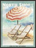Shore Poster II Kunstdrucke von Patricia Pinto
