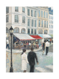 Paris Impressions 4 Prints by Norman Wyatt Jr.