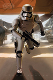 Star Wars- Stormtrooper Running Poster