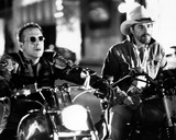 Harley Davidson and the Marlboro Man Photo