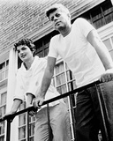 John F.kennedy and Jackie Kennedy Photo