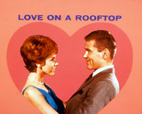 Love on a Rooftop Photo