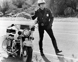 Electra Glide in Blue Photo