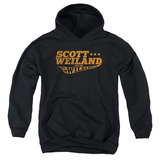 Youth Hoodie: Scott Weiland - Logo T-Shirt