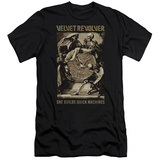 Velvet Revolver - Quick Machines (slim fit) T-shirts