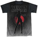 Velvet Revolver- Contraband Black Back T-shirts