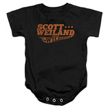 Infant: Scott Weiland - Logo Onesie Infant Onesie