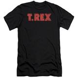 T Rex - Logo (slim fit) Shirts