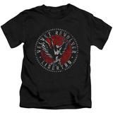 Juvenile: Velvet Revolver - Circle Logo T-Shirt