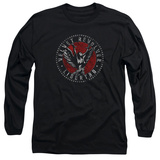 Long Sleeve: Velvet Revolver - Circle Logo Shirt