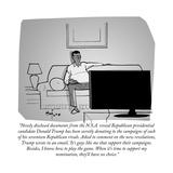 Cartoon Premium Giclee Print by Kaamran Hafeez