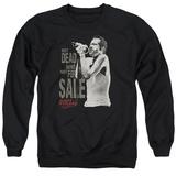 Crewneck Sweatshirt: Scott Weiland - Not Dead Shirts