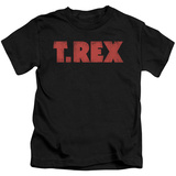 Youth: T Rex - Logo Shirts