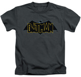Youth: Beware The Batman - Logo T-shirts