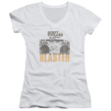 Juniors: Scott Weiland - Blaster V-Neck Shirts
