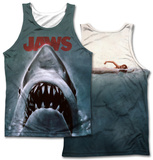 Jaws- Poster Tank Top