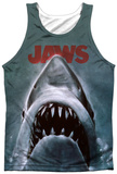 Jaws- Poster Tank Top
