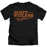Youth: Scott Weiland - Logo T-Shirt