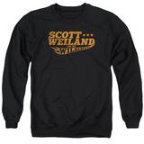 Crewneck Sweatshirt: Scott Weiland - Logo T-shirts