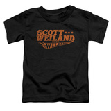 Toddler: Scott Weiland - Logo T-shirts
