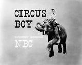 Circus Boy Photo