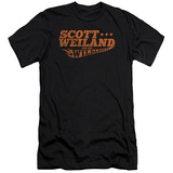 Scott Weiland - Logo (slim fit) Shirts