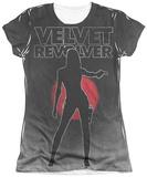 Juniors: Velvet Revolver- Contraband T-shirts