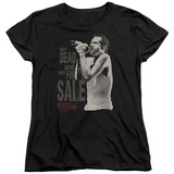 Woman's: Scott Weiland - Not Dead T-shirts