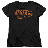 Woman's: Scott Weiland - Logo Shirts