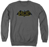 Crewneck Sweatshirt: Beware The Batman - Logo Shirts