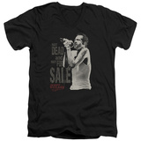 Scott Weiland - Not Dead V-Neck T-shirts