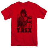 T Rex - Lounging T-shirts
