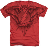 JLA - Flash Winged Logo Shirts