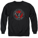 Crewneck Sweatshirt: Velvet Revolver - Circle Logo T-shirts