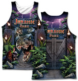 Jurassic Park- Welcome To The Park Tank Top