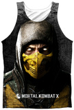 Mortal Kombat X- Finish Him Tank Top