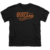 Youth: Scott Weiland - Logo T-shirts