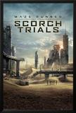 Maze Runner 2 Scorch Trials Print