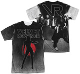 Velvet Revolver- Contraband (Front/Back Print) Shirts