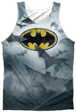 Batman- Bat's Logo Tank Top