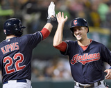 Cleveland Indians v Oakland Athletics Photo by Thearon W Henderson