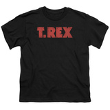 Youth: T Rex - Logo Shirt