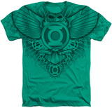 Green Lanern - Winged Logo T-shirts
