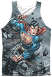 Superman- Superman VS Doomsday Tank Top